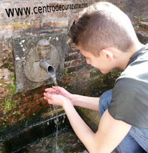 rendere l'acqua potabile