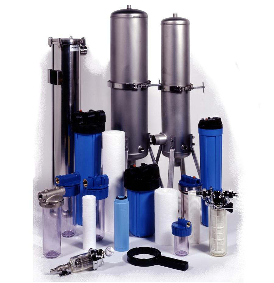 Ricambi filtri per acqua
