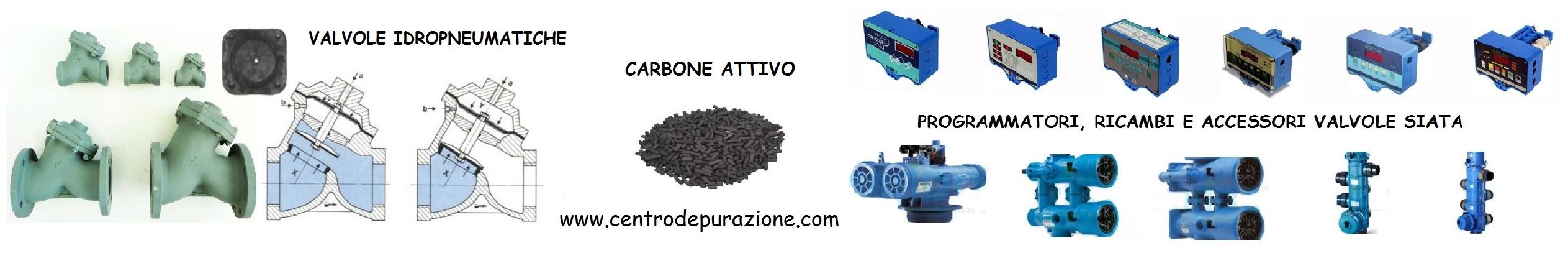 accessori per filtro a carbone attivo