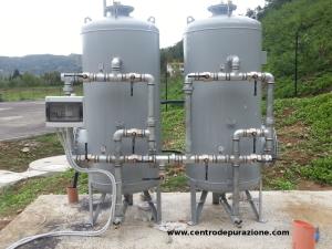 filtro carboni attivi manuale