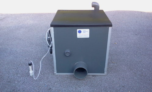 cloratore proporzionale per acquedotti