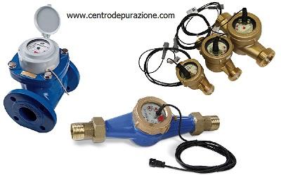 contatori lancia impulso per pompe dosatrici
