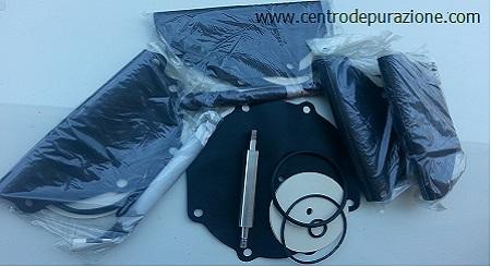 Kit riparazione valvole idropneumatiche