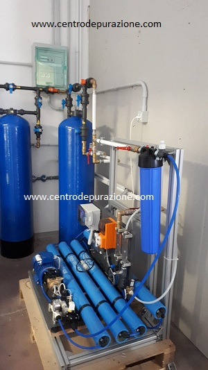 installazione osmosi invera